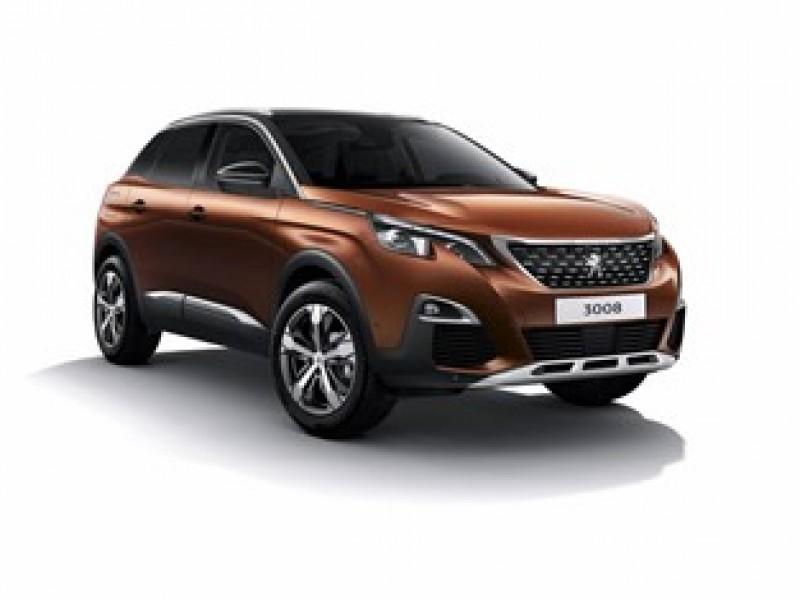 Peugeot - 3008 1.5 BlueHDi Active Life Prime Edition