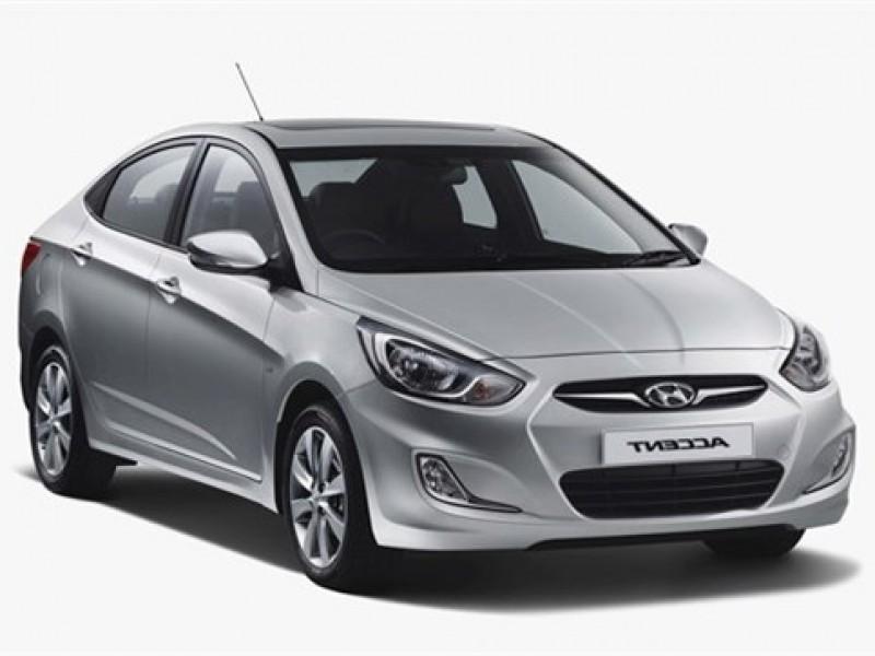 Hyundai - Accent Blue Mode Plus